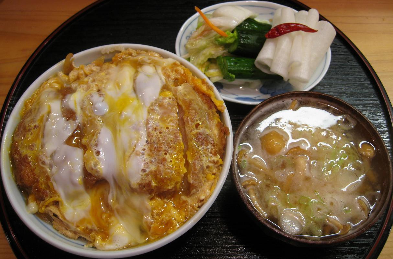 かつ丼(ヒレ)