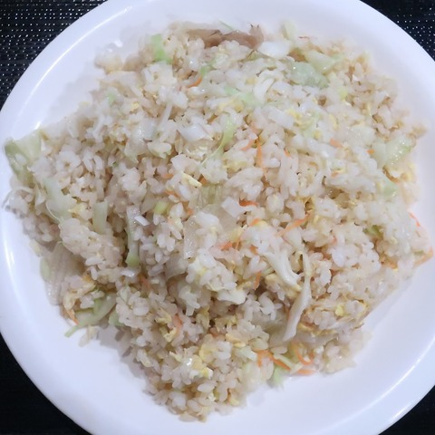 カニ炒飯(得得屋)780