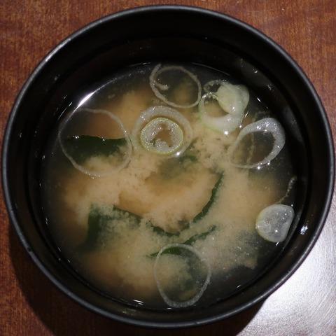味噌汁(大元)