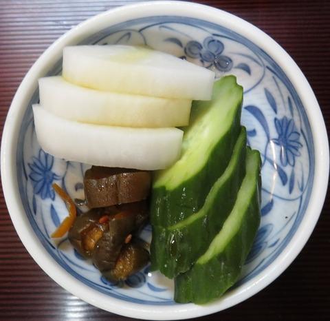 漬物(喜多川)
