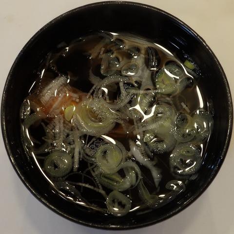 吸物(政寿司)