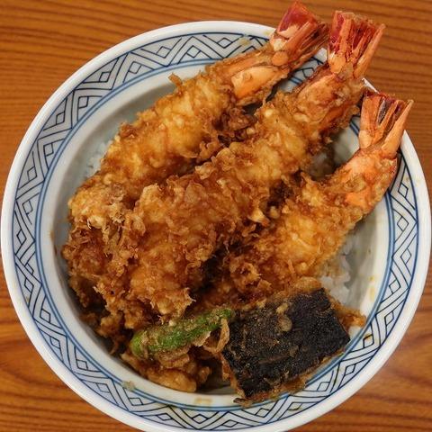 海老天丼(だるま)2052