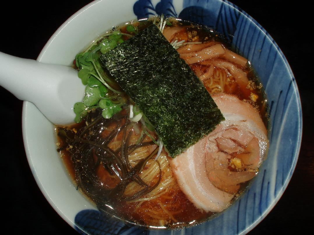 ラーメン(細麺)大盛