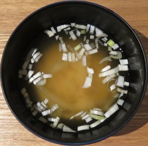 味噌汁(あえん)