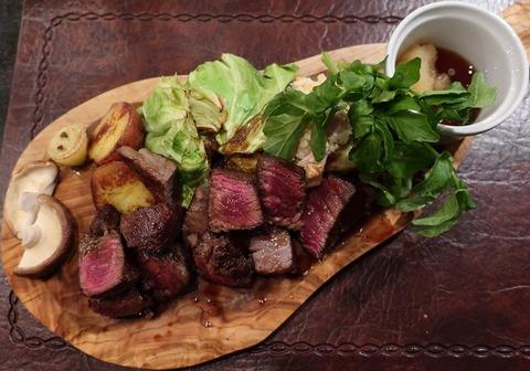 牛フィレ肉の鉄板焼(千珠)5292