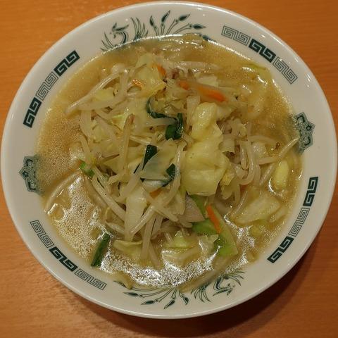 タンメン(日高屋)500