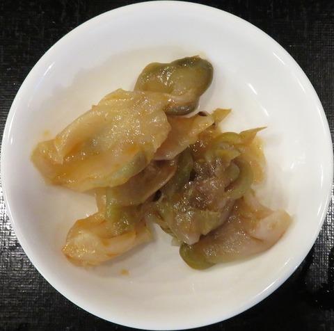 搾菜(百老亭)