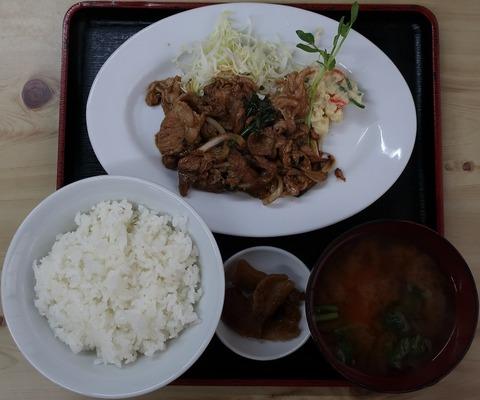 焼肉定食(新月)820