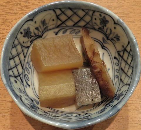 小鉢(扇寿司)