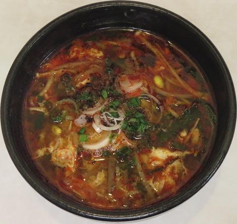 ユッケジャンスープ(大幸園)750
