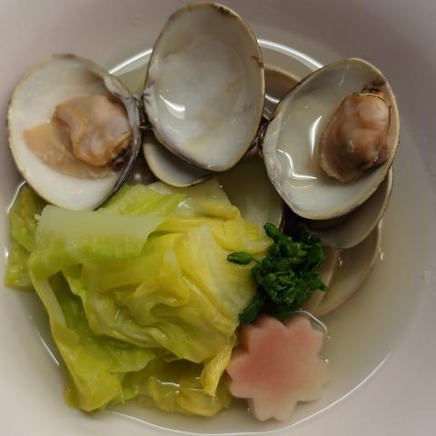 蛤酒蒸し(天乃川)2000