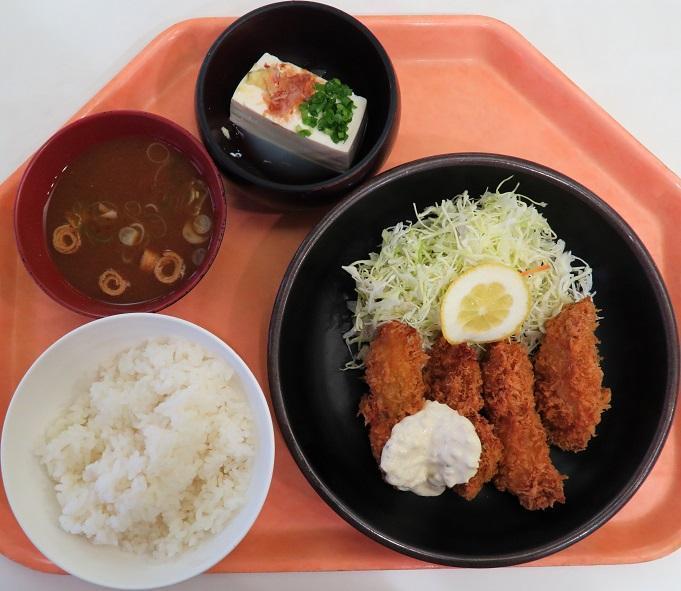 広島産カキを使用