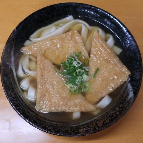 きつねうどん(千鶴)500