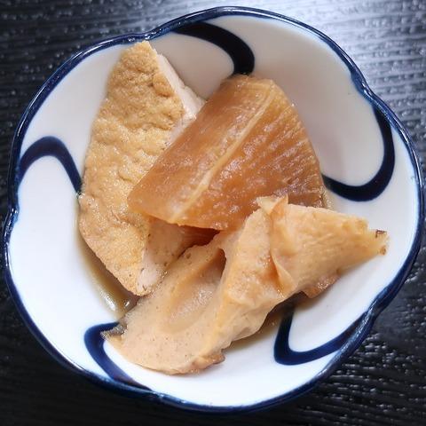 厚揚煮(なべちゃん)