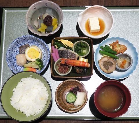 和朝食(杜のバッハ)