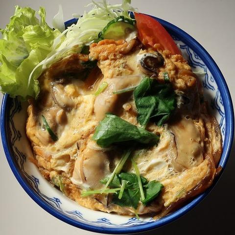 牡蠣丼(一福食堂)780