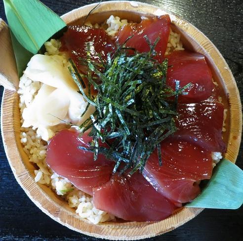 てこね寿司アップ