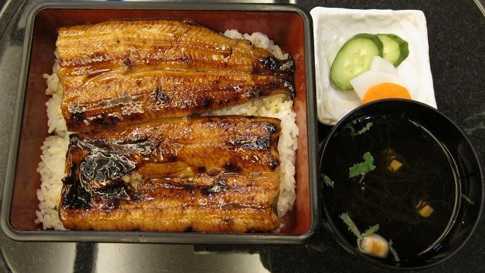 うな重(桜)2,604円