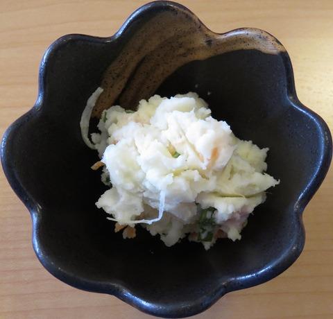 ポテトサラダ(山王夢食堂)