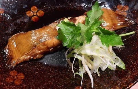 なめた鰈煮付(魚トの神)980