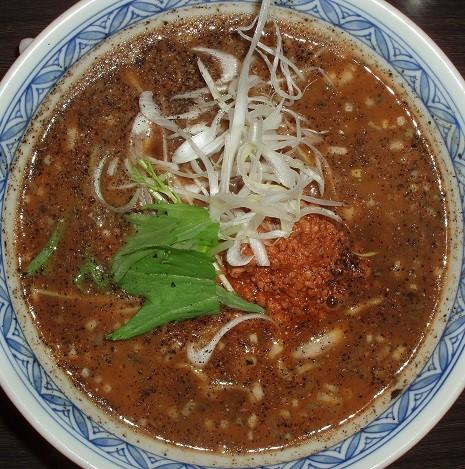 香氣黒胡麻坦々麺