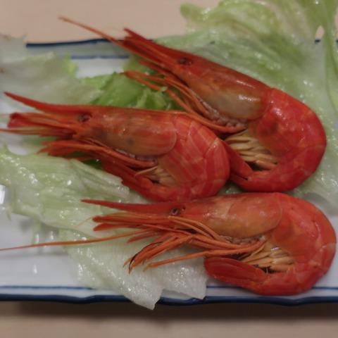 北海シマエビ(味泉)700