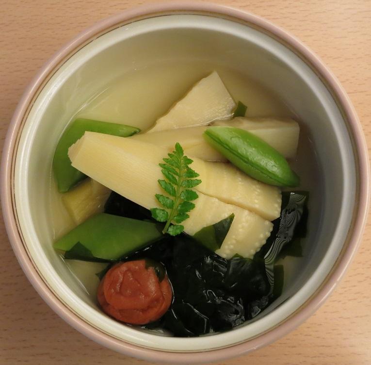 竹の子含め煮