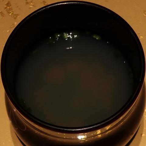 しじみ潮汁(蒼樹庵)