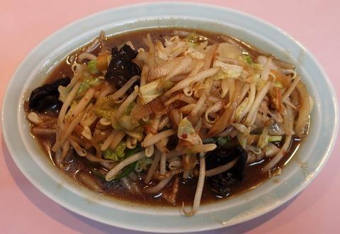 肉入り野菜炒め(どさん娘)500