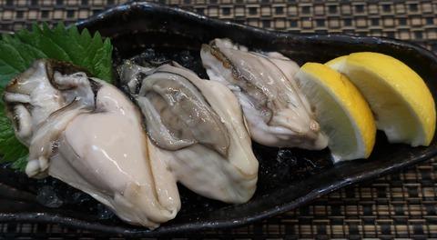 生牡蠣(鳥元)1231