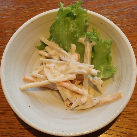 小鉢(特別食堂)