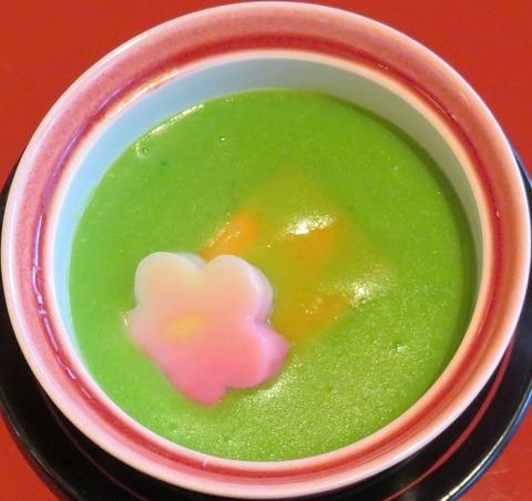 胡麻豆腐(車屋)