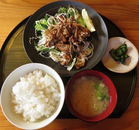 焼肉定食(花輪)780