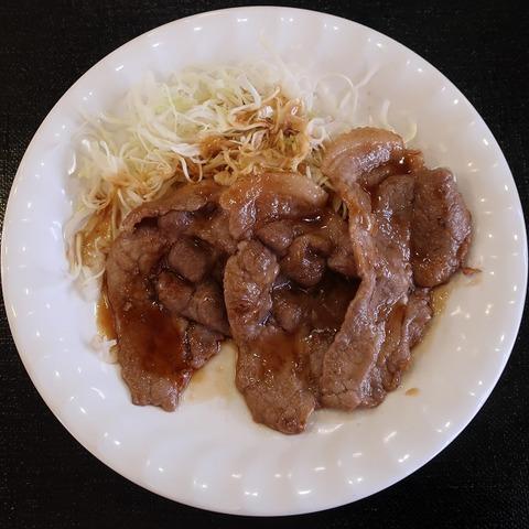 生姜焼(六号亭)