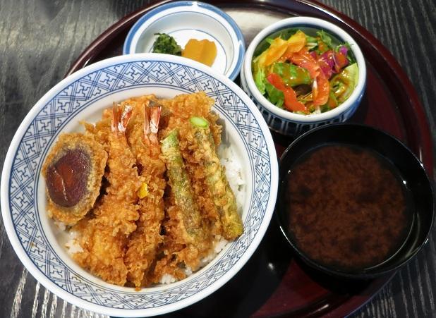 特製天丼(松)3,150円