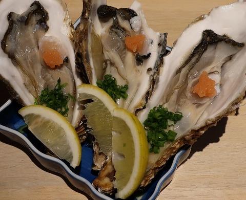 生牡蠣(BACHIYA)600