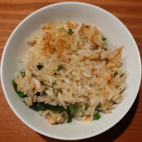 土鍋御飯②(魚トの神)
