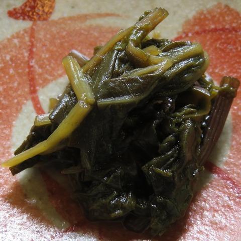 山菜⑦(兜家)