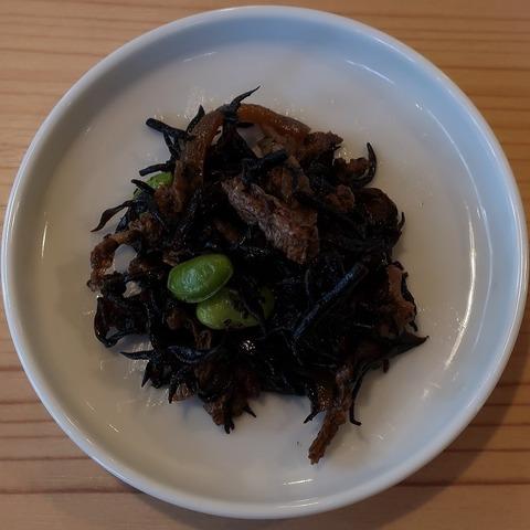 鹿尾菜(さき亭)