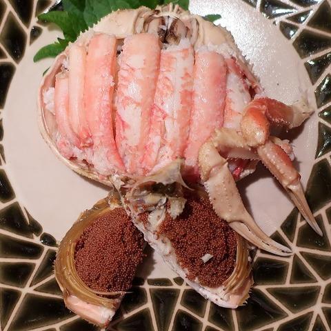 香箱蟹(猩猩)