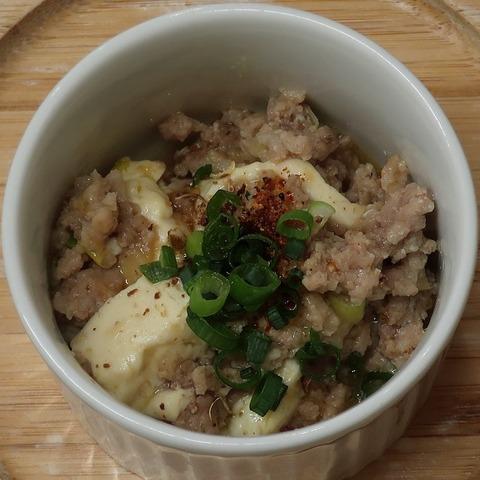 麻婆豆腐(さかえや)