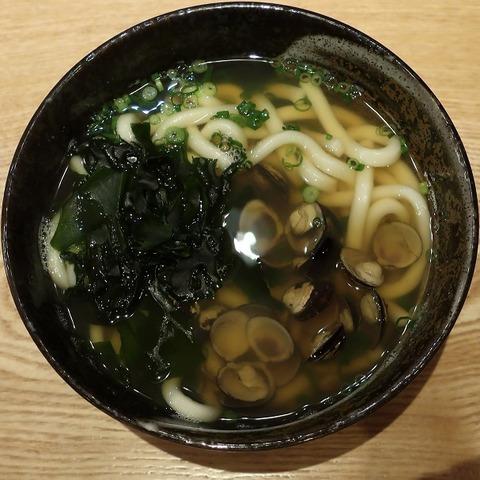 シジミうどん(しげぞう)626