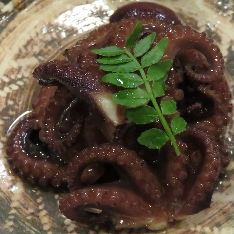 飯蛸炊(浜長)