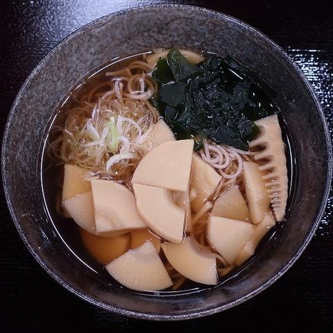 若竹蕎麦(東北牧場)1100