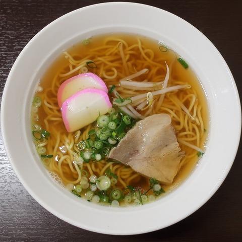 中華そば(大阪屋)500