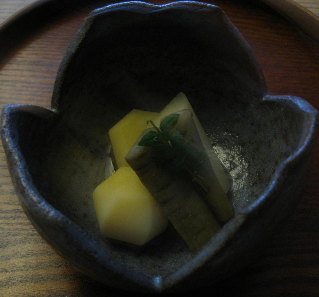 季節の前菜三