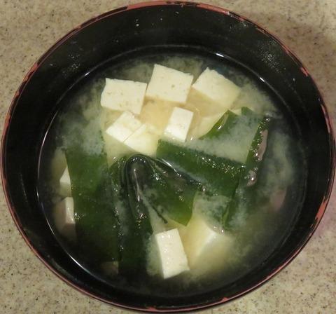 味噌汁(かづ)