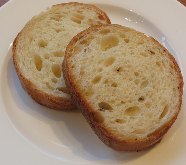 ジャガイモ&ローズマリーのパン