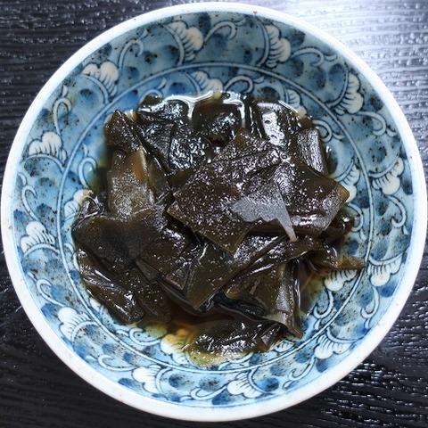 昆布煮(なべちゃん)