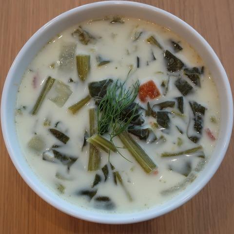 具だくさん野菜スープ(オレンジブーツ)480